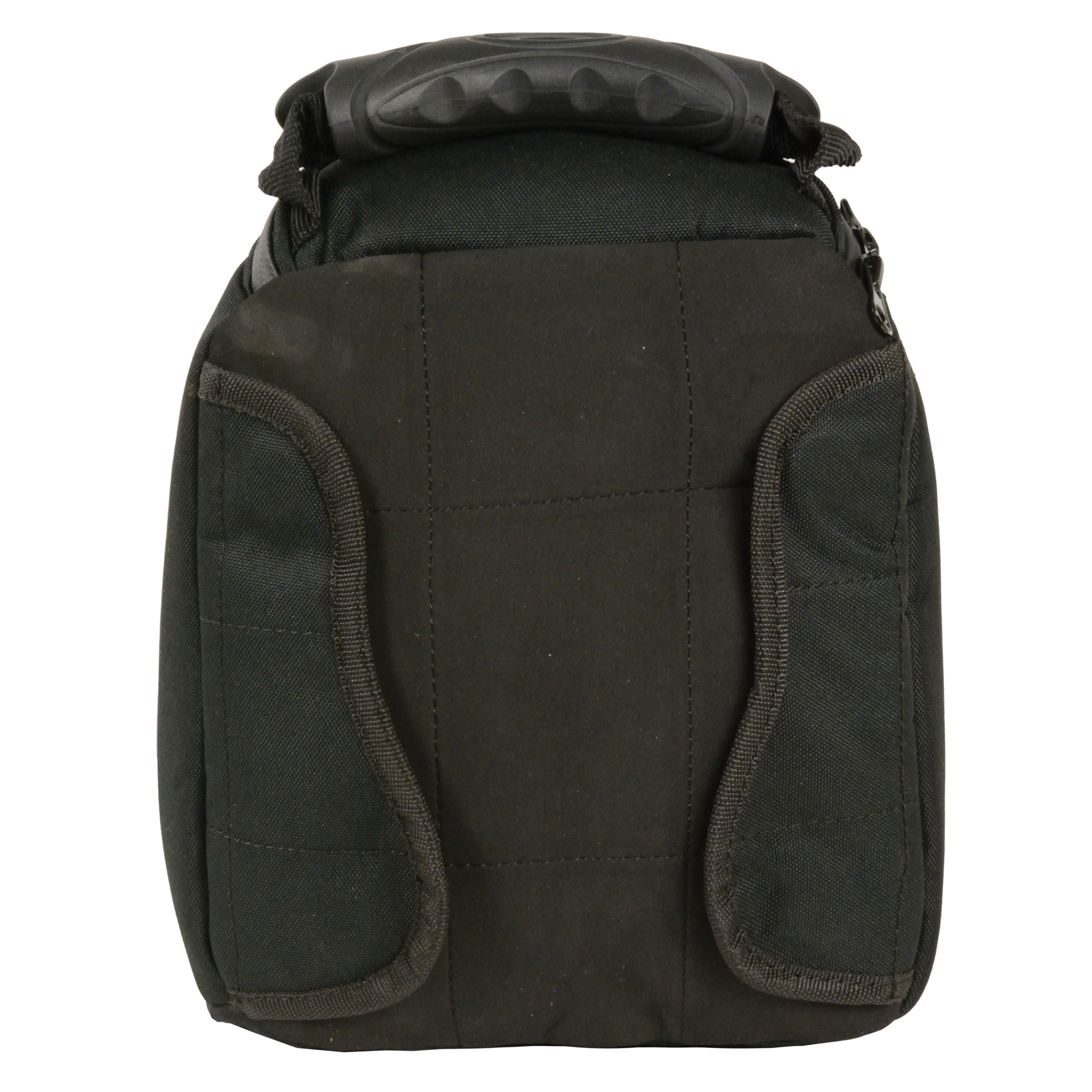Small Nylon Magnetic Tank Bag W Double Access Zippers 9